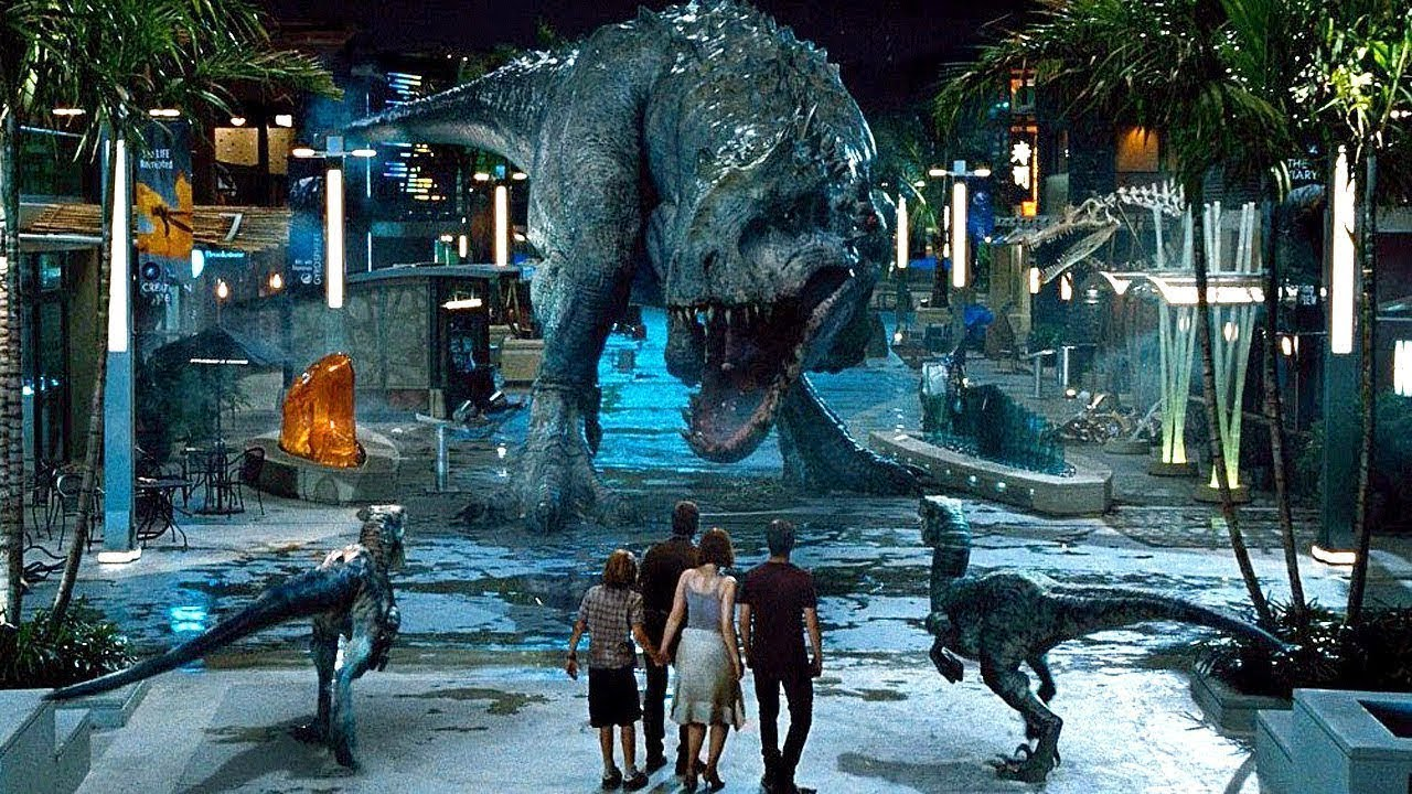 Jurassic World Stream Movie4k