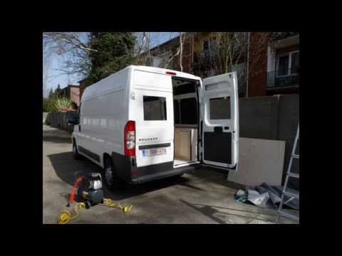 Peugeot Boxer Campervan Conversion