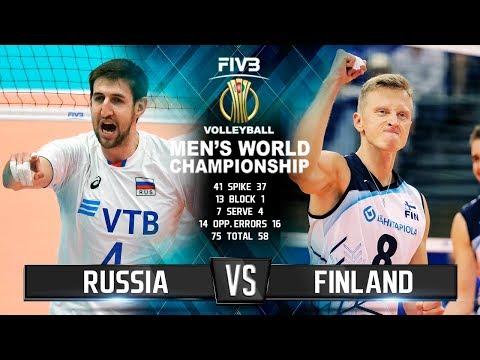 Russia vs. Finland