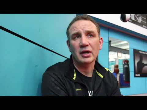 ROB McCRACKEN TALKS ANTHONY JOSHUA v JOSEPH PARKER, DEONTAY WILDER, KLITSCHKO & TYSON FURY