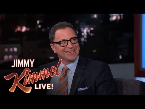 Joshua Malina's Dad is a Gladiator