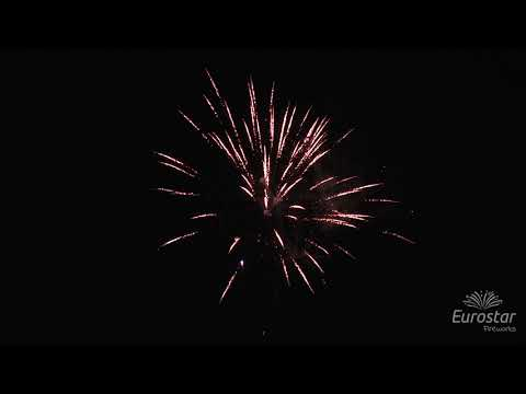 Beijing - Eurostar Fireworks