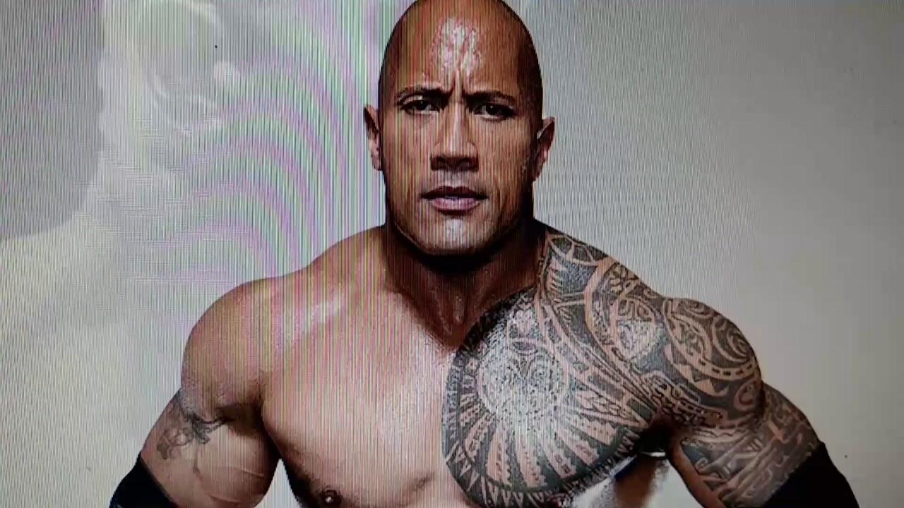 WWE breaking news the rock return to wwe wrestlmania 33 ...