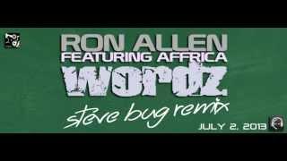 Ron Allen Featuring Affrica - Wordz (Steve Bug Remix)