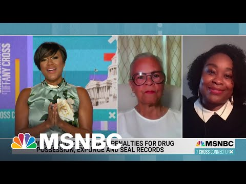 NJ Rep. Bonnie Watson Coleman On Bill Decriminalizing all Drug Possession