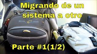 migrando de wj confluence a patagonia sling pack parte 1