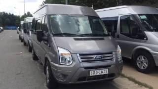 Ford Transit 16 chỗ 2018 Mới - 0907225566- Ford Bình Dương