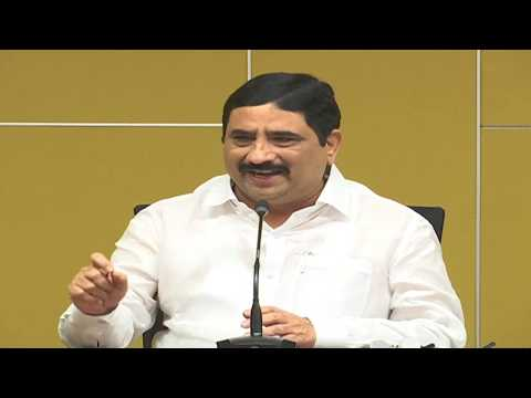Sri Kalava Srinivasulu Addressing the Media about Gadikota Srikanth Reddy Comments - Live.