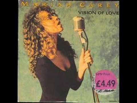 Mariah Carey- Vision of love Instrumental/karaoke