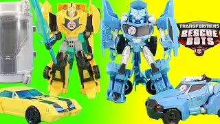 Transformers Robots in Disguise Decepticon Island Showdown W/ Bumblebee,  Steeljaw & Optimus Prime!