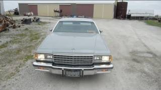 1984 Chevrolet Caprice Classic Test Drive
