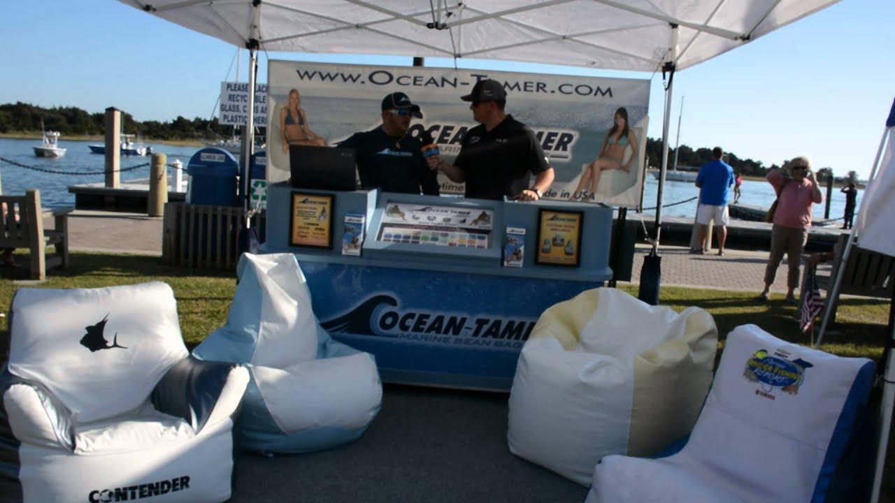 Ocean Tamer Marine Grade Bean Bags Interview