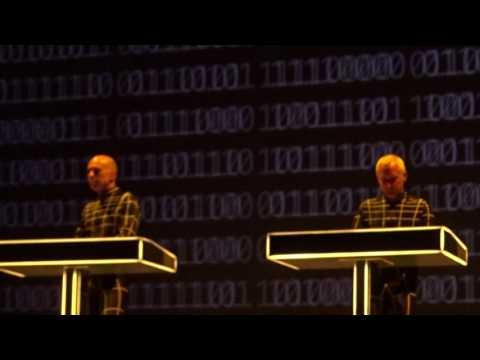 Kraftwerk Intro Numbers Computerworld Liverpool Philharmonic