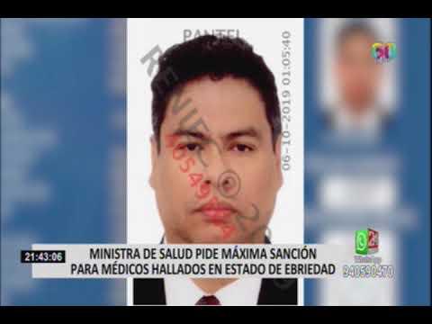 """Tomás sobre médicos sorprendidos bebiendo alcohol: """"Llegar embriagado es falta grave"""" from YouTube · Duration:  3 minutes 10 seconds"""