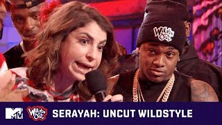 Serayah Dodges the Clapbacks! | UNCUT Wildstyle | Wild 'N Out