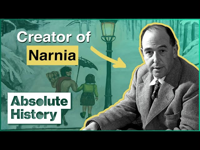 Inside The Mind That Created Narnia | The Real Life Of C.S Lewis | Absolute History