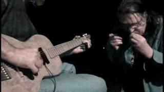 In THE SUMMERTIME-  Mungo Jerry - Acoustic Cover - Delta Blues Slide Guitar and Harp