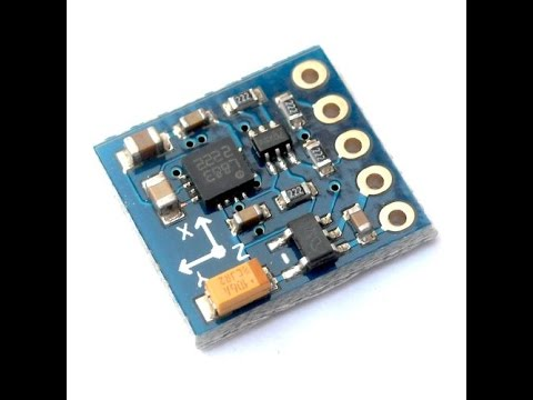Arduino and Digital Magnetometer HMC5883L