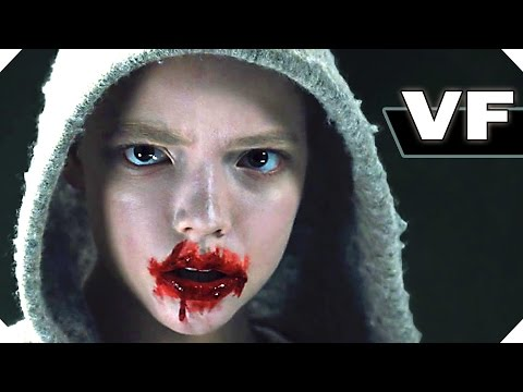MORGANE Bande Annonce VF (Kate Mara - Science Fiction, Thriller, 2016)