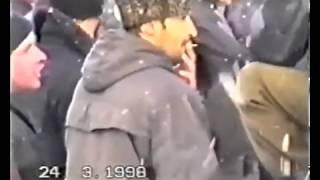 Возвращение крымских татар. Беспорядки. 1992-2004.(Передача однобоко и предвзято показывает массовые протесты, перерастающие в беспорядки, со стороны крымск..., 2014-02-22T12:54:16.000Z)