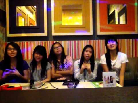 We Are The B(Binusian) - Karaoke Cover