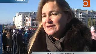 Новости Самары. Подготовка к параду