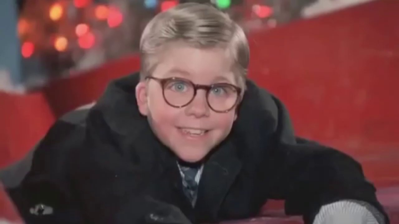 A Christmas Story: You'll Shoot Your Eye Out - YouTube
