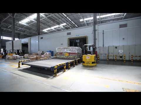 영문KoreanAir cargo