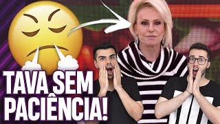 ANA MARIA DETONA PARTICIPANTE NO FECHA A CONTA BOLOS DO MAIS VOCÊ! | Virou Festa