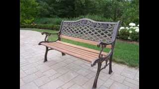 Cast Iron Garden Furniture I Cast Iron Metal Garden Furniture