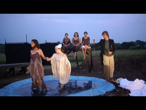 Metamorphoses by Mary Zimmerman (2010 PVPA Production - outdoors)