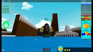 PRINCIPAL GLITCH EN CONSTRUIR UN BOAT PARA TREASURE ROBLOX (¡No es un hack!)