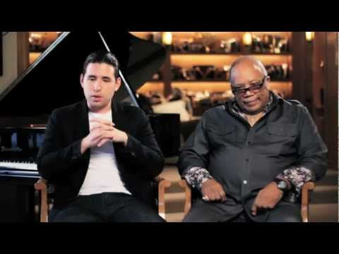 Alfredo Rodriguez and Quincy Jones - The Story of Sounds Of Space