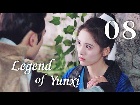 Legend of Yun Xi 08(Ju Jingyi,Zhang Zhehan,Mi Re)