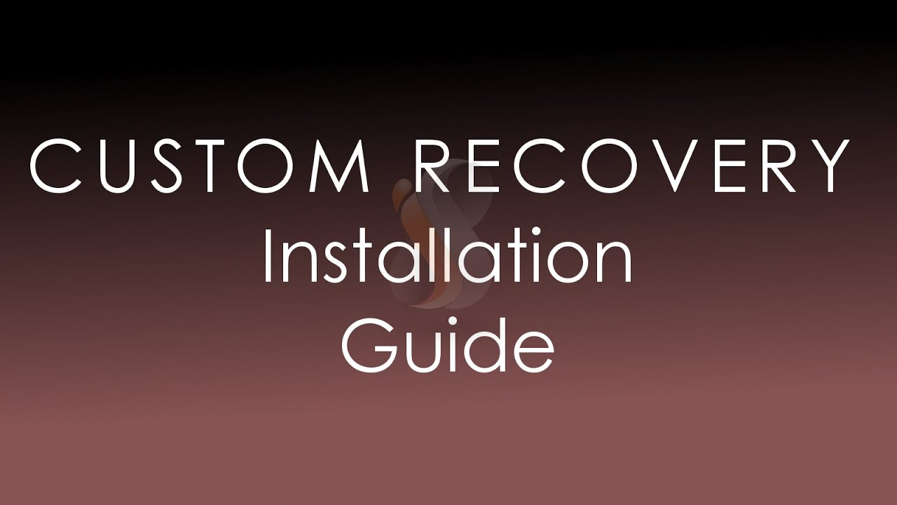 Custom Recovery Installation Made Easy Infinix HOT NOTE -2016-