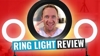 Ring Light Review: Why you SHOULDN'T use Diva Ring Lights for Video Lighting!