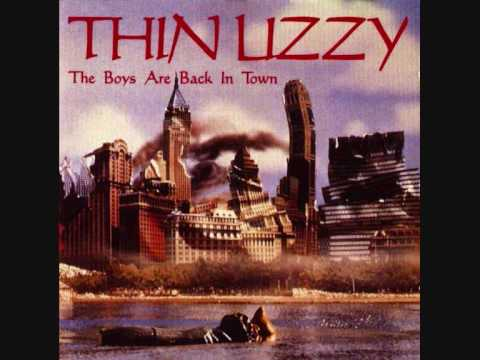 Thin Lizzy - Dancing In The Moonlight (Live) mp3