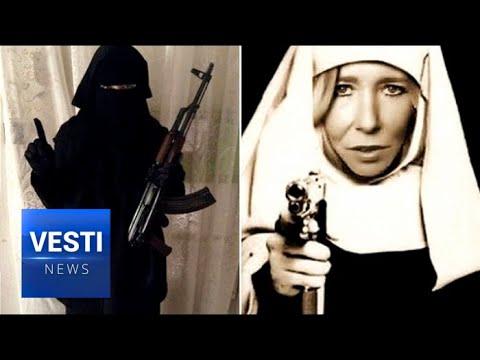 US Drone Strike Eliminates Infamous 'White Widow' Terrorist In Syria