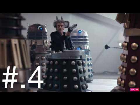 """(Fresh Reaction To) Doctor Who Season 9 Episode 2 """"The Witch's Familiar"""" Part 4"""