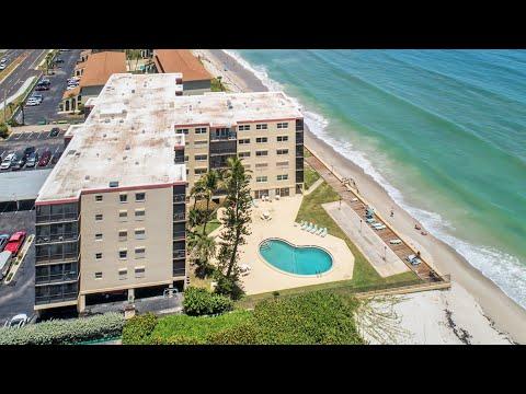 205 Highway A1A 512 Satellite Beach, FL 32937 | Condominium For Sale | Sandpiper Towers | Video Tour