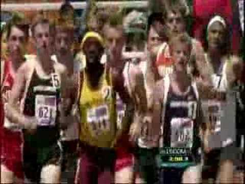 2008 Big Ten Outdoor Men 1500