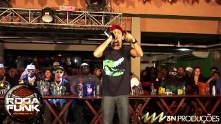 MC Orelha :: Video especial como você nunca viu na Roda de Funk ::