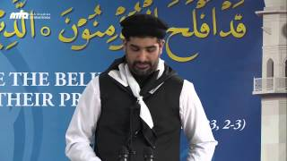 Approach not foul deeds - 2nd Day Jalsa Salana USA West Coast 2013