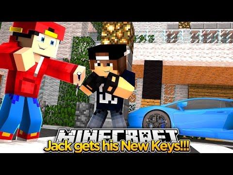 Minecraft Adventure - LITTLE ROPO GETS JACK SOME NEW KEYS!!!
