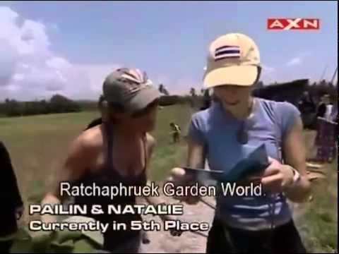 The Amazing Race Asia Season 3 Episode 1 Leg 1 Thailand