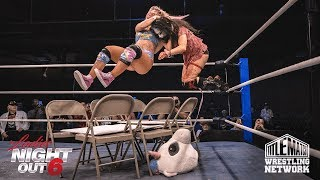 [No DQ Match] Su Yung vs Laynie Luck - Ladies Night Out 6