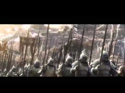 THE HOBBIT: THE BATTLE OF THE FIVE ARMIES Battle Clip