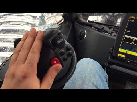Cab and controls 2017 Ponsse scorpian king