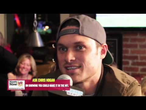 Ninety Nine Ask NE Pats Chris Hogan