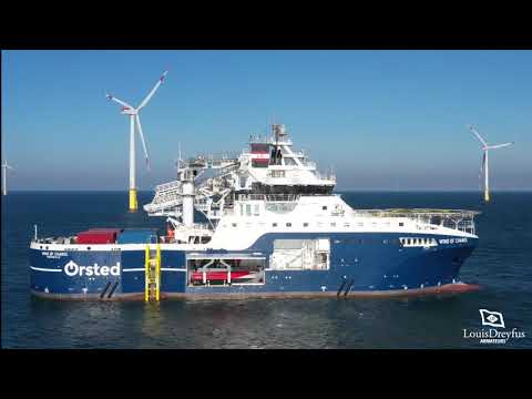 2019 - SOV Wind of Change - Offshore Windfarm Maintenance
